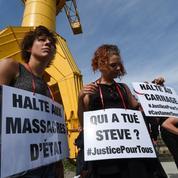 Nantes: 300 personnes pour rendre hommage à Steve