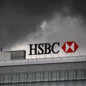 Un ex-banquier suisse d'HSBC condamné pour blanchiment d'argent