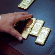 L'once d'or au-dessus de 1500 dollars pour la première fois depuis 2013