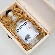 «ATOMIK», la vodka créée à partir de céréales radioactives de Tchernobyl