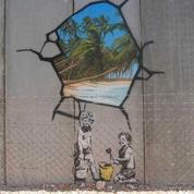 Banksy élu 4e artiste préféré des Britanniques