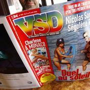 Le magazine VSD placé en redressement judiciaire