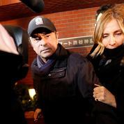 G7: Carole Ghosn demande à nouveau un procès équitable pour son mari