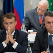 Macron accuse Bolsonaro d'avoir «menti» sur le climat, la France s'oppose à l'accord UE-Mercosur