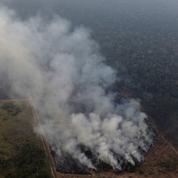 Feux en Amazonie: «une situation d'urgence» qui doit être discutée au G7
