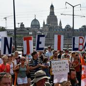 Allemagne: des milliers de manifestants à Dresde contre l'extrême droite