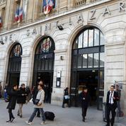 A Paris, la gare Saint-Lazare se dote de portillons pour lutter contre la fraude