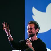 Le compte du patron de Twitter @jack brièvement piraté