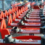 La holding d'Auchan essuie une perte nette de 1,5 milliard d'euros au premier semestre