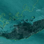 Ouragan Dorian : une image satellite montre l'ampleur de la dévastation dans les Bahamas