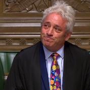 Brexit: John Bercow, le président de la Chambre des communes, va démissionner