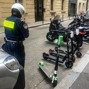 Paris : les verbalisations des deux roues motorisés ont augmenté de 170%