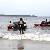 Sénégal: quatre morts dans le naufrage d'une pirogue touristique au large de Dakar