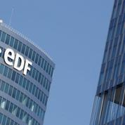 La production d'EDF réduite de 9% par un mouvement de grève