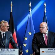 France et Allemagne annoncent une usine pilote de batteries et un projet de stockage de données