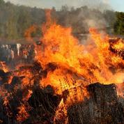 Manifestations d'agriculteurs: début des «feux de la colère»