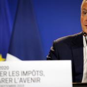 Bruno Le Maire salue les décisions «courageuses» de la BCE