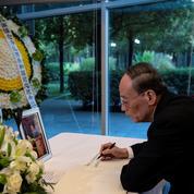 Le vice-président chinois a rendu hommage à Jacques Chirac