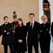 Hommage à Jacques Chirac aux Invalides : Bernadette Chirac absente