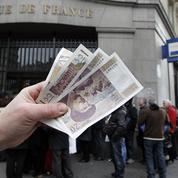 Saint-Brieuc: il trouve des liasses de billets en rénovant son appartement