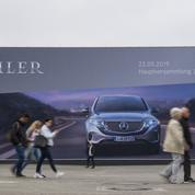 Diesel: Daimler doit rappeler des centaines de milliers de voitures supplémentaires