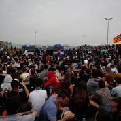 Espagne : charges policières contre des manifestants indépendantistes à Barcelone