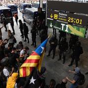 Les indépendantistes catalans dans la rue après la condamnation de leurs dirigeants