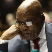 Afrique du Sud: l'ex-président Zuma sur le banc des accusés