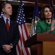 Les démocrates avancent dans leur enquête en vue de destituer Trump