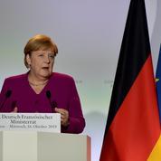 Brexit: «Nous sommes dans les derniers mètres de la négociation», dit Merkel