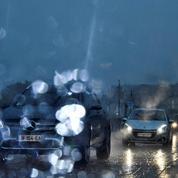 Météo : fortes pluies orageuses dans le sud-est ce lundi