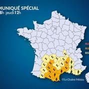 Météo : l'Aude et les Pyrénées orientales se préparent au déluge