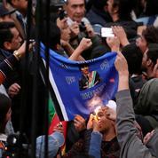 Élection en Bolivie : «Inquiétude et surprise» face au revirement du décompte