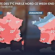La météo de ce week-end : douceur et contraste