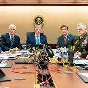 Mort d'Abou Bakr al-Baghdadi : la photo de Trump dans la «situation room»