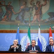Le régime de Damas en position de force aux discussions de Genève