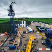 Londres suspend la fracturation hydraulique par crainte des séismes