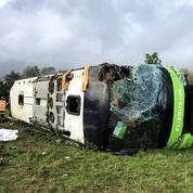 Somme : 33 blessés, dont 4 graves, dans un accident sur l'A1