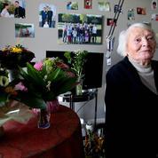 Décès d'Yvette Lundy, figure de la Résistance française