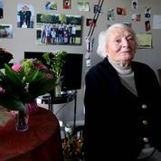 Hommage à Yvette Lundy : l'Élysée rappelle l'engagement «de cette combattante de la mémoire»