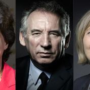 Assistants d'eurodéputés MoDem: Bayrou, Sarnez et Goulard convoqués en vue d'une mise en examen