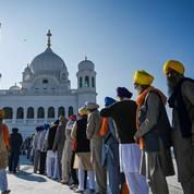 Début d'un pèlerinage historique de sikhs indiens au Pakistan