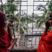 Le cyclone Bulbul atteint les côtes indiennes et le Bangladesh