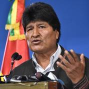 Le Mexique accorde l'asile politique à Evo Morales
