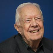 États-Unis : l'ex-président Jimmy Carter a été opéré, pas de complications