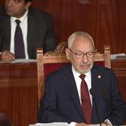Tunisie : le chef historique d'Ennahdha Rached Ghannouchi élu président du Parlement
