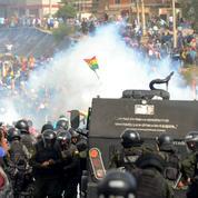 Bolivie: cinq paysans pro-Morales tués dans des affrontements