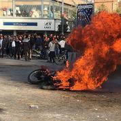 Iran : face aux «émeutes», l'État prévient qu'il ne tolérera pas «l'insécurité»