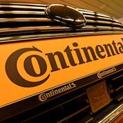 L'équipementier allemand Continental va supprimer 5500 emplois dans le monde d'ici 2028