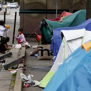 700 enfants à la rue chaque soir à Paris, s'indignent les associations